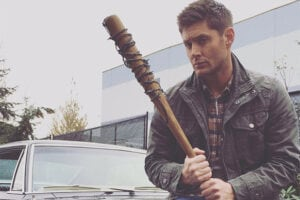 Supernatural Walking Dead