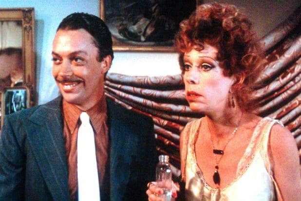 tim curry annie