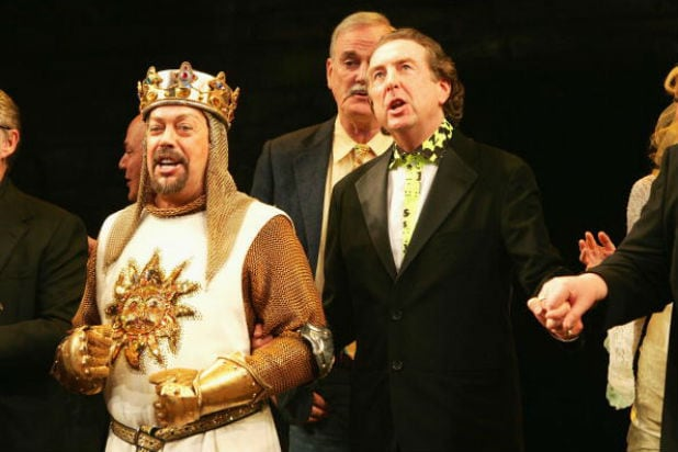 tim curry spamalot