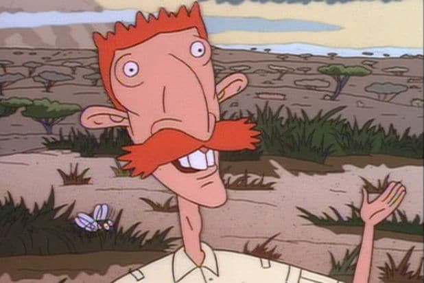 tim curry wild thornberrys