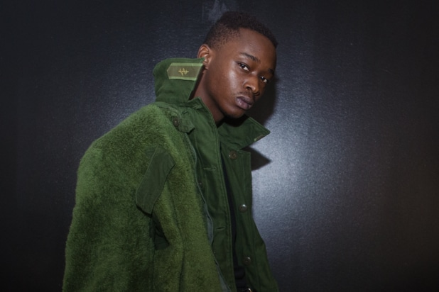 Ashton Sanders Moonlight