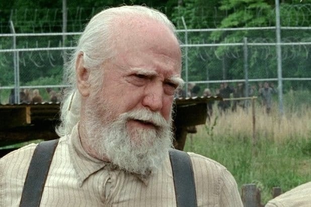 walking dead hershel