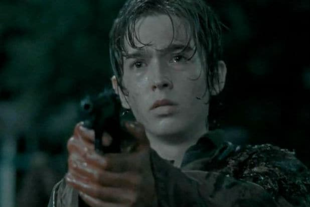 walking dead ron austin abrams
