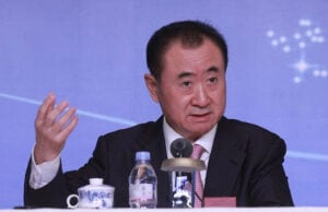 Wang Jianlin Dalian Wanda China