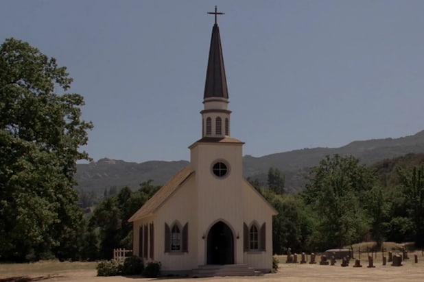westworld the maze church steeple