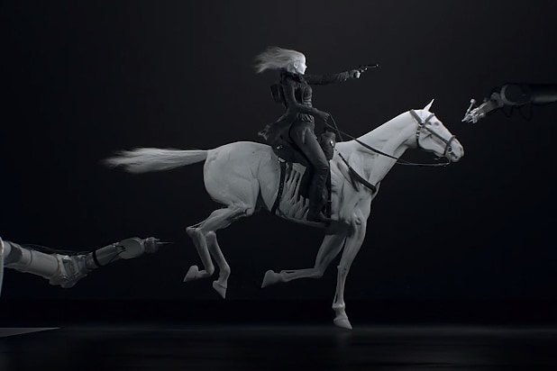 Westworld Opening Credits