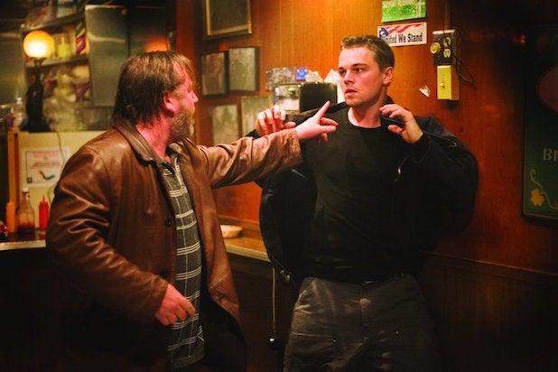 matt damon The Departed 10th Anniversary Leonardo DiCaprio Jack Nicholson Mark Wahlberg Martin Scorsese Winstone