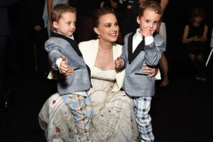 Natalie Portman Jackie Weinberger Twins