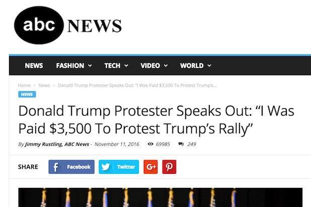 Fake News Writer Finally Realizes Americans Take Fake News Seriously: 'It's Scary'