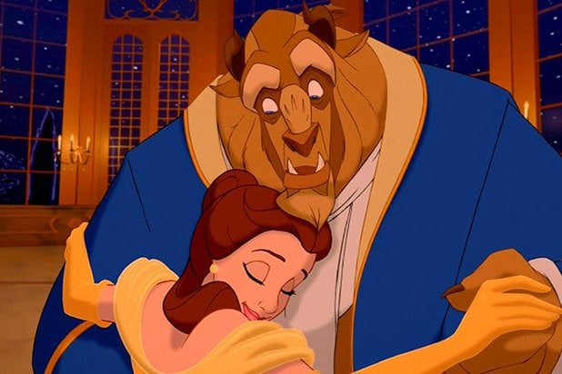 beauty and the beast 25 anniversary