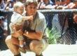 Bindi Irwin with Steve Irwin