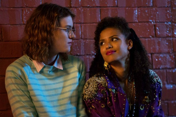 Black Mirror San Junipero Awards