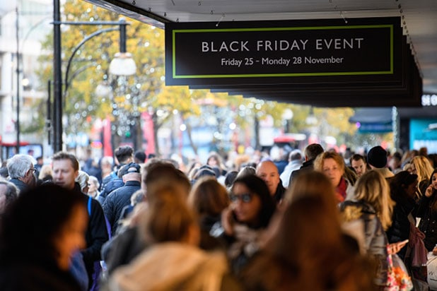 Black Friday Madness Sparks Violence, Shootings Across the