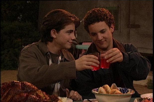 Boy Meets World Thanksgiving