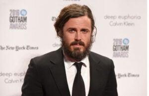 Casey Affleck Manchester Oscar Campaign