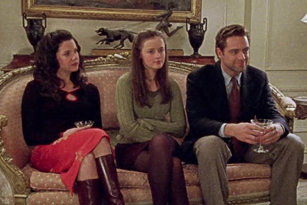Gilmore Girls Christopher Returns