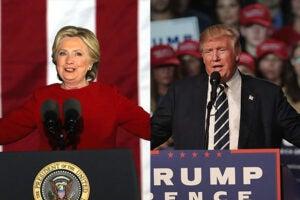 Hillary Clinton Donald Trump cnn