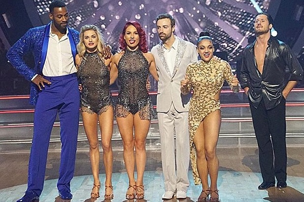 Dancing With The Stars 2018 Winners Hookup