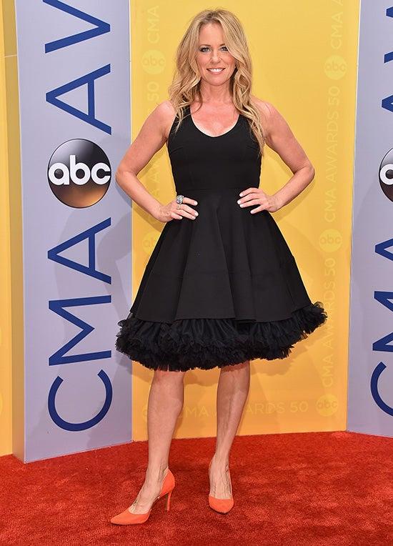 The 50th Annual CMA Awards - Arrivals