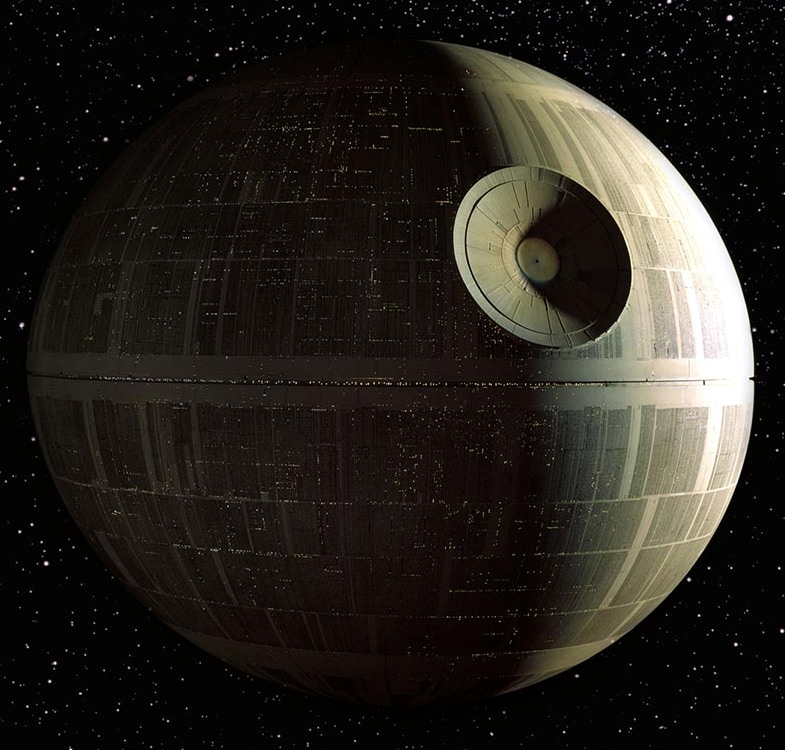 star wars death star rogue one