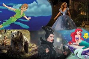 Disney Live Action Adaptations