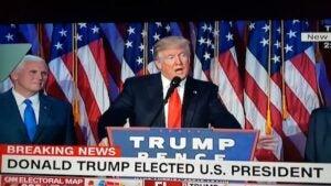 Donald Trump Accepts