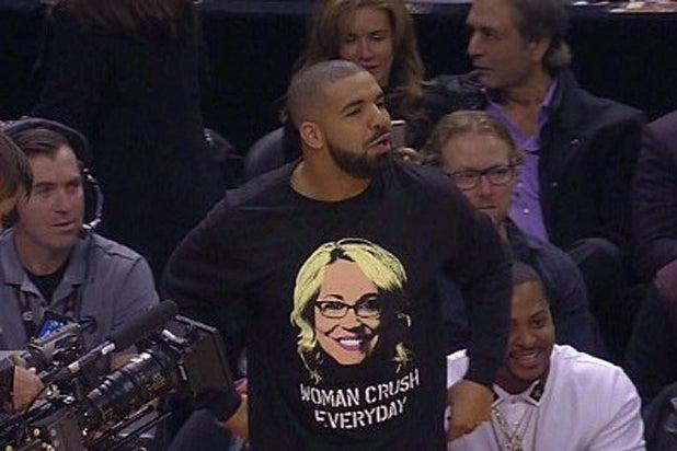 Drake Doris Burke Shirt