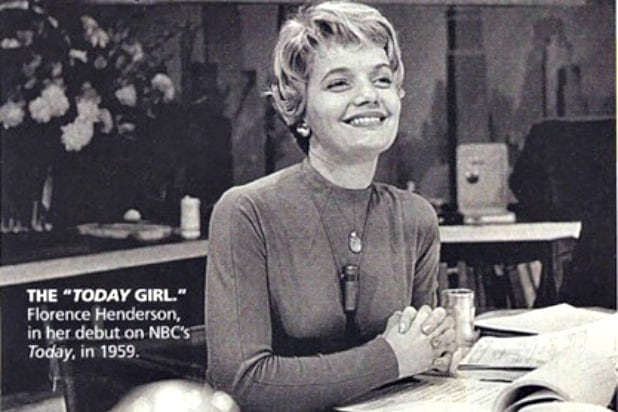 florence henderson today show