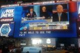 fox news times square election 2016