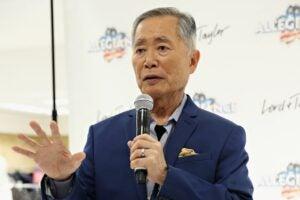 George Takei Muslim Registry Japanese Internment Camps