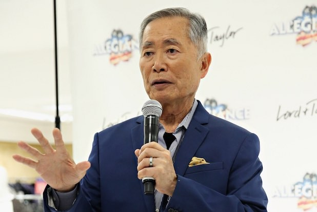 George Takei Muslim Registry Japanese Internment Camps