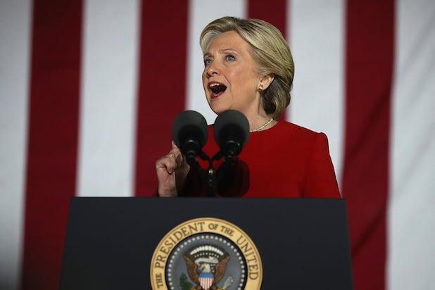 Hillary Clinton first woman female u.s. President