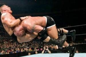 Goldberg Brock Lesnar