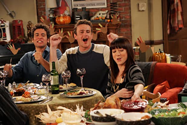 HIMYM Thanksgiving