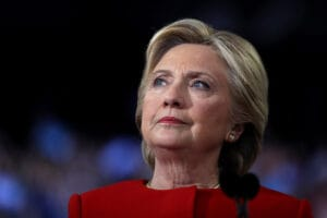 Hillary Clinton Campaigns Presidential Election