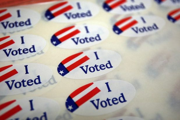 Register to Vote Hollywood Spreads Simple Message on Election Day: Go Vote!