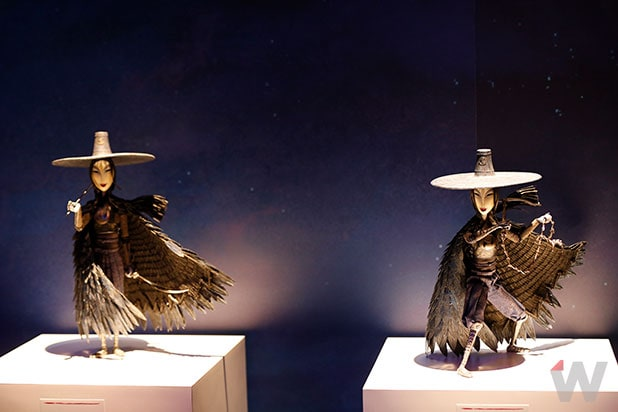 Kubo and the Two Strings costumes