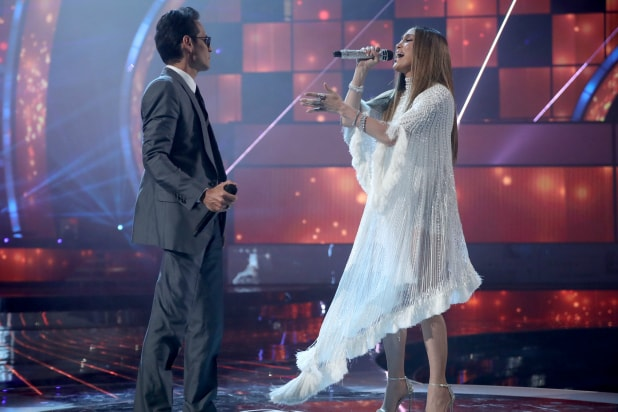 Jennifer Lopez, Marc Anthony anchor star-studded 'One Voice