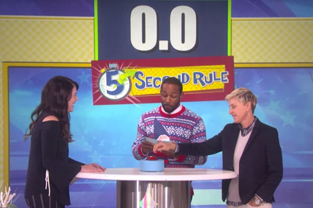 Ellen DeGeneres to host prime time game show for NBC