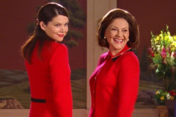 Gilmore Girls Like Mother Like Daughter