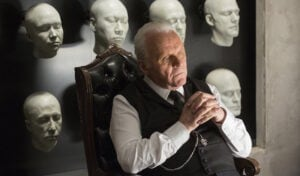 Westworld Anthony Hopkins Ford
