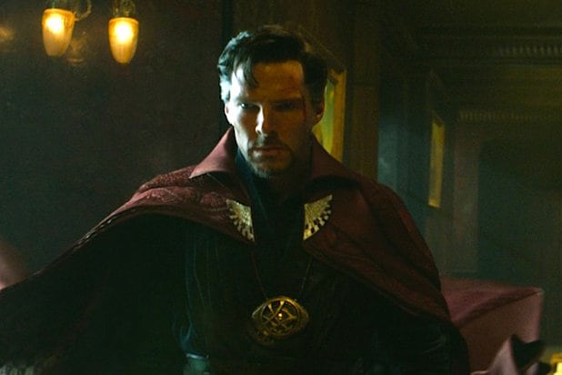 doctor strange benedict cumberbatch box office