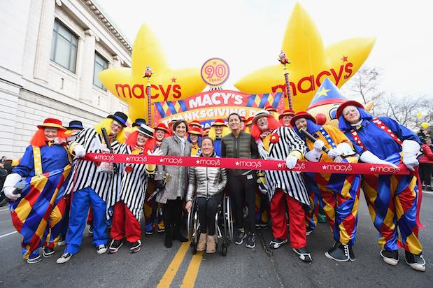 90th Macy's Day Parade New York City Thanksgiving
