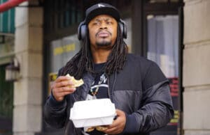 Marshawn Lynch on Brooklyn Nine-Nine