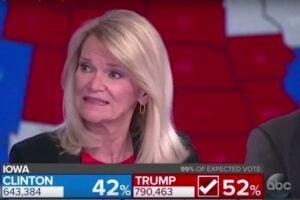ABC News' Martha Raddatz Gets Choked Up on Air Over Donald Trump Victory