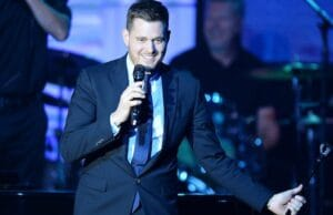 Michael Buble 'Suspending' Career to Focus on 3-Year-Old Son's Cancer Treatment