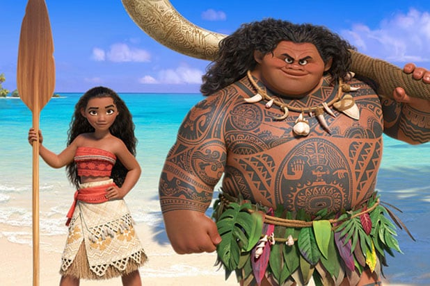 'The Wonderful World of Disney' Returns to ABC With Broadcast Debut of 'Moana'