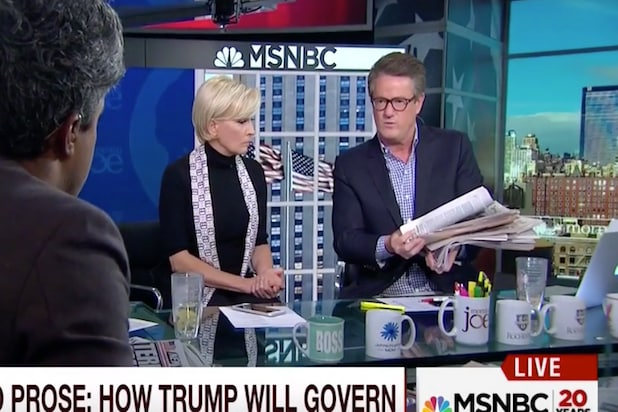 morning joe donald trump hitler