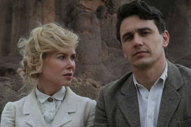 Nicole kidman james franco