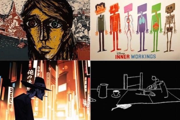 Oscars Animated Shorts Nominees